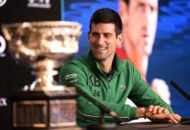 URNEBESNA REAKCIJA DŽAZIRIJA Nasmijao planetu kada je saznao da igra protiv Novaka (FOTO)