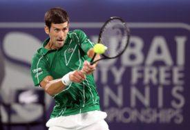 KAKO ĆE IZGLEDATI ATP LISTA Novak Đoković nastavlja sezonu sa PRVOG MJESTA