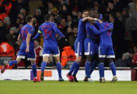 ŠOK U LONDONU Olimpijakos nakon produžetaka eliminisao Arsenal iz Lige Evrope