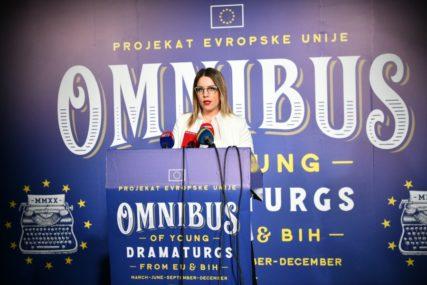 """BANJALUČKO STUDENTSKO POZORIŠTE Svečano otvaranje """"Omnibusi mladih dramaturga iz EU i BiH"""""""