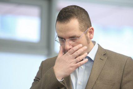 Podnesena krivična prijava protiv portparola SNSD Radovana Kovačevića zbog Inckovog zakona