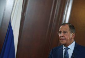 Lavrov: SAD nas upozorile na napad u Siriji, ali prekasno