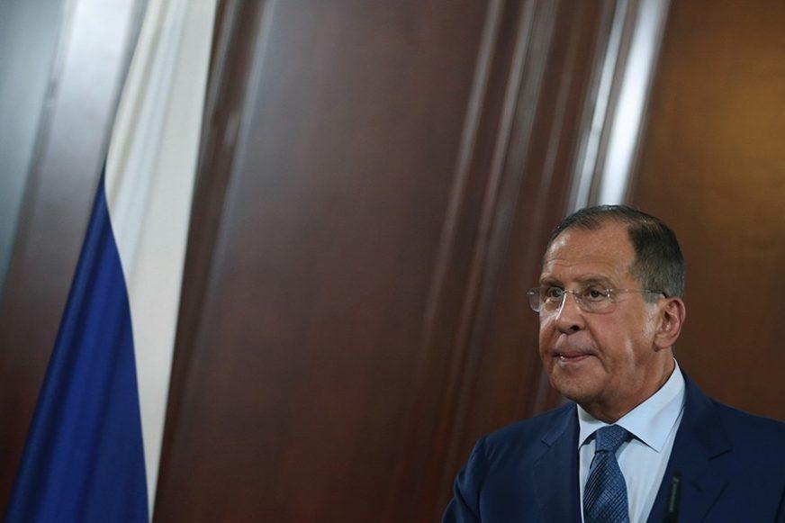 IMAJU ODGOVOR ZA SANKCIJE Lavrov: Spremni smo da prekinemo odnose sa Briselom