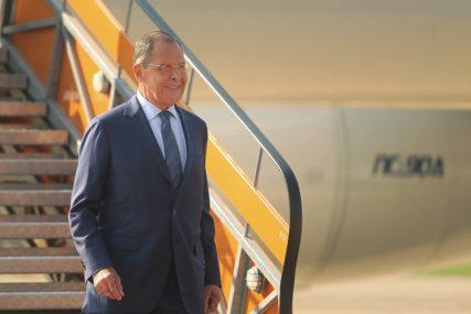 Lavrov: Moskva trenutno nema odnose sa EU