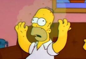 """""""OVO JE LUDO"""" Simpsonovi su predvidjeli koronavirus prije 27 GODINA (VIDEO, FOTO)"""