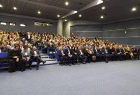 Stevandić u Gradiški: Želimo da pokažemo srpsko jedinstvo i sabornost