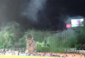 NEOBIČAN OBRED NA STADIONU Žrtvovali jagnje na terenu kako bi spriječili povrede fudbalera