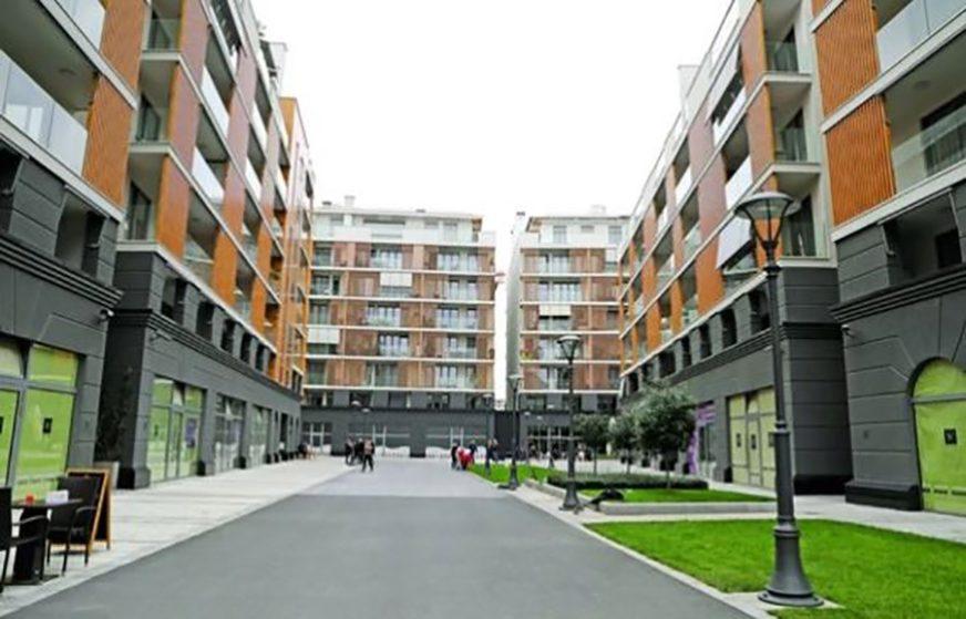 MANJE INVESTICIJA  Prodaja stanova sve slabija, cijene kvadrata rastu