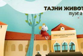 """""""TAJNI ŽIVOT MUZEJA"""" Knjiga za djecu u izdanju MSURS od danas je besplatna"""