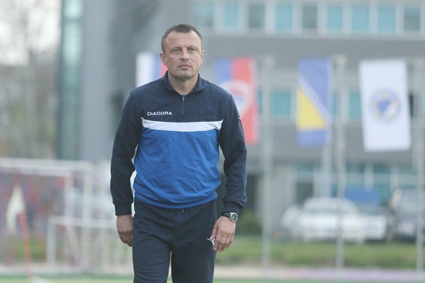 IZ SVLAČIONICE BORCA Dragišić: Dobro smo se snašli, nije bilo bliskih kontakata s navijačima