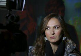 """""""TREBALO JE HRABROSTI, UZ VAS SMO"""" Aleksandra Radović pružila podršku glumici Mileni Radulović"""