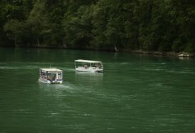 Spriječiti urušavanje obala: Prioritet uređenje donjeg toka rijeke Drine