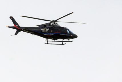 Obezbijeđen HITAN TRANSPORT: Trudnica iz Sarajeva helikopterom iz Srpske prevezena na liječenje u Zagreb