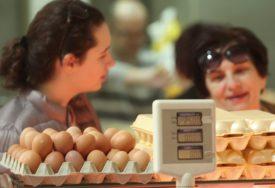 AMERIKANCI PRAVE ZALIHE JAJA Cijena skočila za 180 odsto, a prodaja NIKAD BOLJA