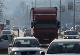 SMANJITI GUŽVE NA GRANICAMA Nove mjere za vozače kamiona