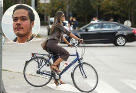 MOJA BANJALUKA Marko Mićić: Automobile zamijeniti biciklom