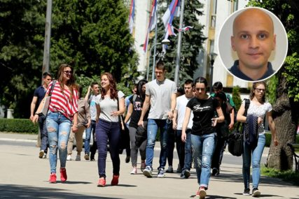 MOJA BANJALUKA Nikola Marić: Grad mladosti