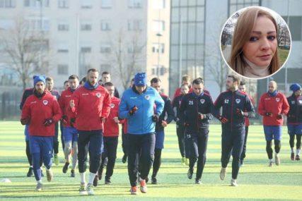 MOJA BANJALUKA Snežana Mitrović: Borac vratiti na staze slave