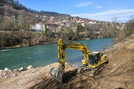 Napreduje projekat u Srpskim Toplicama: Gradnja novog mosta IDE PO PLANU