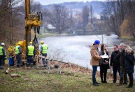 DIO NOVCA STIŽE 2021. Gradnja mosta i FINANSIRANJE obavljaće se u fazama