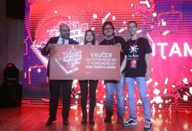 """Završen treći """"Regionalni App izazov"""" za srednjoškolce: Pobjednici putuju na NDC konferenciju u Porto"""