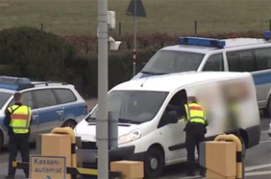 POLICIJA ČUVA I SUPRUGU ŠKALJARCA Nijemci bijesni zbog tretmana koji u bolnici ima kriminalac