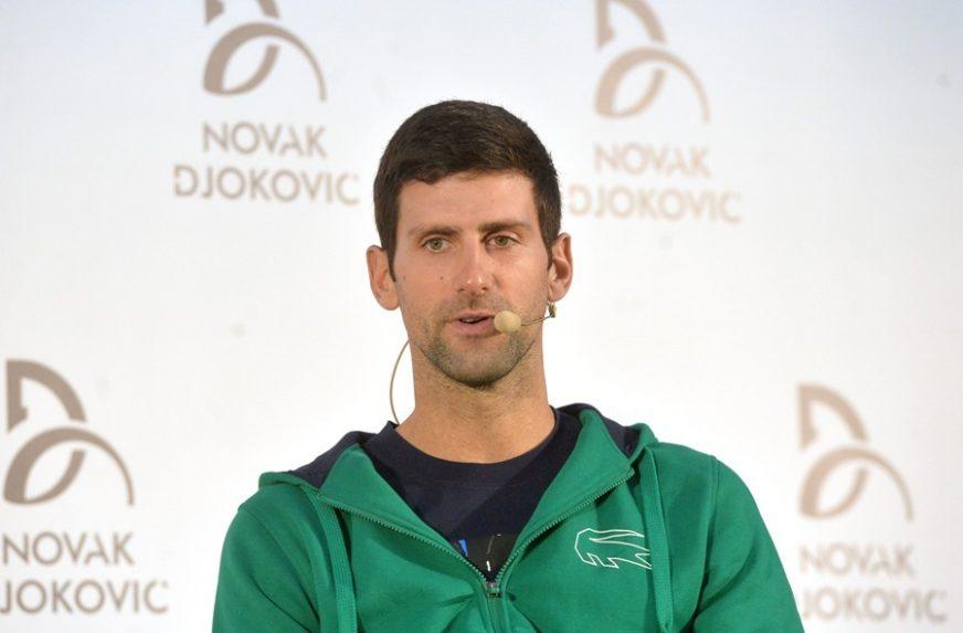 OTKAZUJE SE MASTERS U MADRIDU Većina tenisera se nervira, ali se Đokoviću SMIJEŠI BRK
