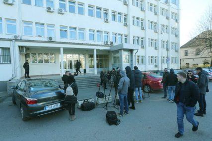 NOVINARI IZBAČENI IZ SUDNICE Ročište u slučaju UBISTVA KRUNIĆA zatvoreno za javnost (FOTO)