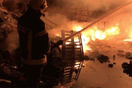 TRAGEDIJA KOD DERVENTE Žena izgorjela u požaru koji je izbio u njenoj kući