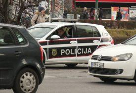 """""""GLAVONJE, UBIĆU VAS"""" Umjesto da plati gorivo pokazao srednji prst i PRIJETIO POLICIJI"""
