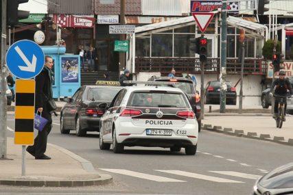 SAOBRAĆAJKA KOD ZENICE U sudar tri vozila povrijeđene četiri osobe