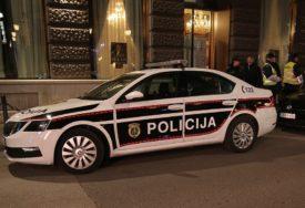 Drama na putu: U sudaru dva automobila povrijeđen policajac koji je učestvovao u udesu