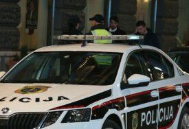 SUDAR DVA AUTOMOBILA U saobraćajnoj nesreći kod Sarajeva POVRIJEĐENE tri osobe