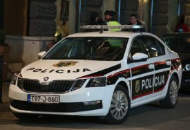 PUCNJAVA U TUZLI Jedna osoba uhapšena kod tržnog centra