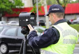"""LETIO"" CESTOM Mladić (27) vozio 242,2 kilometra na sat na auto-putu"