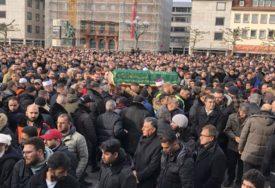 JECAJI PARALI NEBO Sahranjen mladi Prijedorčanin koji je ubijen u krvavom pohodu u Njemačkoj
