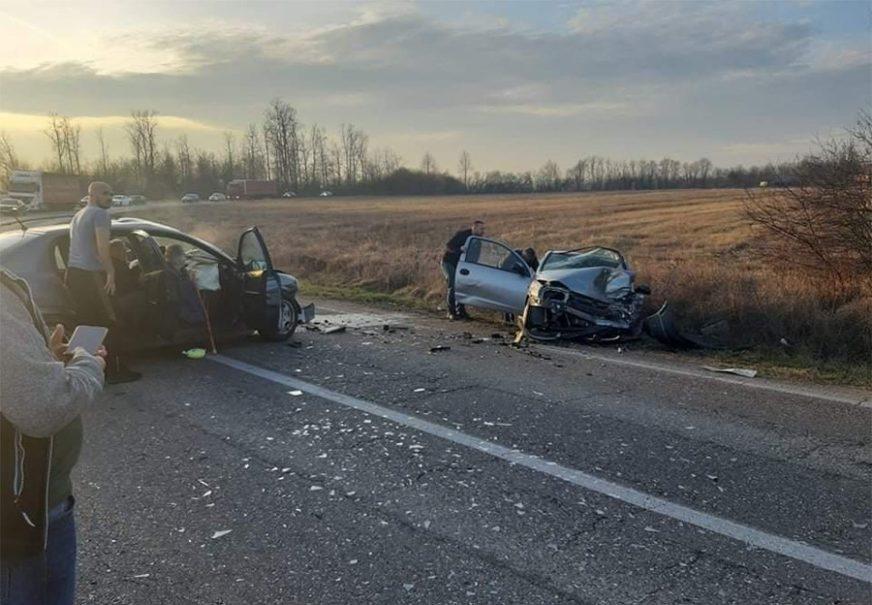 STRAVIČAN SUDAR Mladić (17) iz Bijeljine dobio povrede opasne po život, prevezen u Beograd