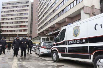 NOŽEM NASMRT IZBO KOLEGU Uhapšen osumnjičeni za ubistvo u Studentskom centru u Sarajevu