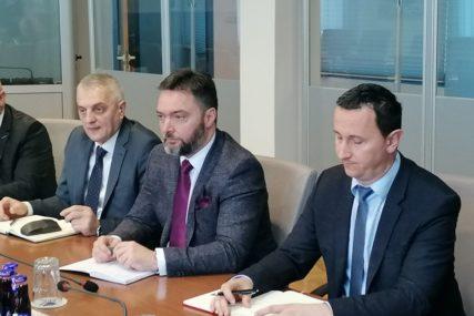 REGIONALNI SAMIT U TREBINJU Košarac poručio da je važan napredak razvoja energetskog sektora
