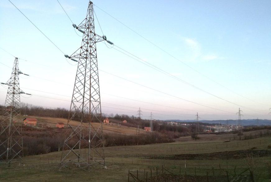 Povremena isključenja: Bez struje više ulica i naselja