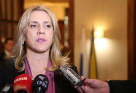 """""""NISMO RUŠIOCI"""" Cvijanović poručila da treba tražiti konstruktivna rješenja u pravosuđu"""