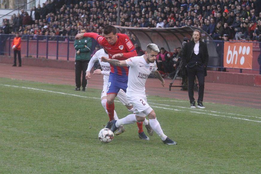 DERBI SARAJEVU Široki došao na Koševo sa samo 13 igrača