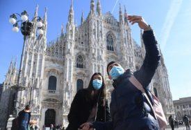 STIGLE LIJEPE VIJESTI Tinejdžerka iz Valjeva koja je boravila u Milanu NEMA KORONA VIRUS