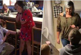 ŠTA JE TO S LJUDIMA Par se lažno vjerio kako bi besplatno pili u luksuznim restoranima (FOTO)
