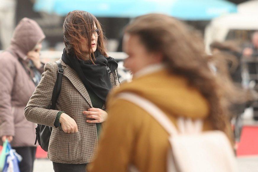 U UTORAK JAK MRAZ Narednih dana u Srpskoj pad temperature, padavine i jak vjetar