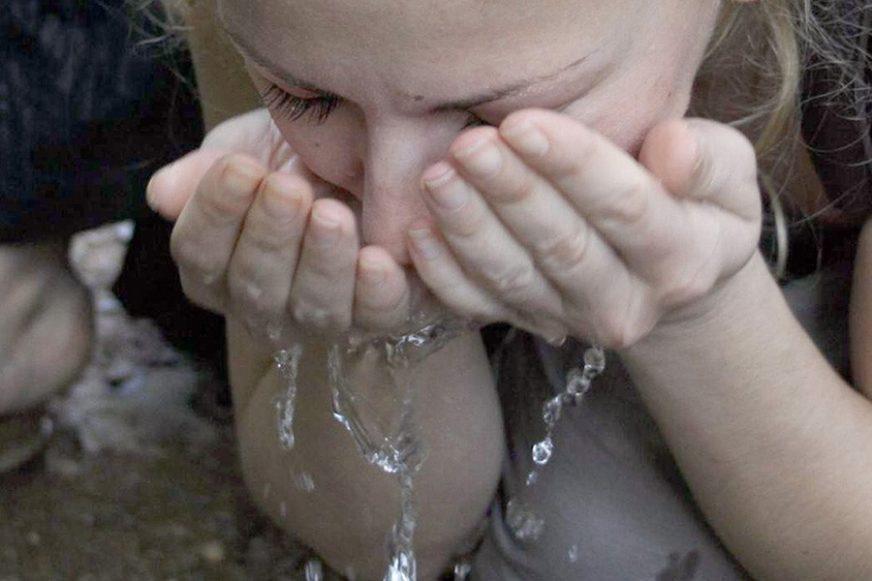 TRAJNO RIJEŠEN PROBLEM MJEŠTANA Voda za 380 domaćinstava u Bistrici