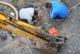 RADOVI NA MREŽI Dijelovi Banjaluke bez struje i vode