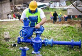 Za bolje vodosnabdijevanje izgrađen novi cjevovod u dijelu Kuljanja