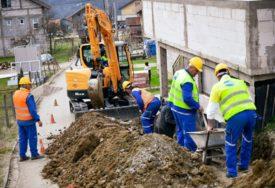 "PROJEKAT ""VODA"" Planirana izgradnja vodovoda i kanalizacije na 27 lokacija"