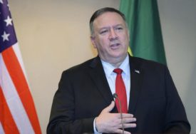 Pompeo poručio: Vlada Crne Gore da spovede otvoreni dijalog sa SPC